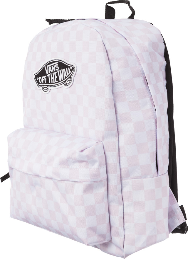 382017accb2b8 Plecak Vans <br/><small>REALM BACKPACK P2A CHALK PINK CHECKERBOARD ...