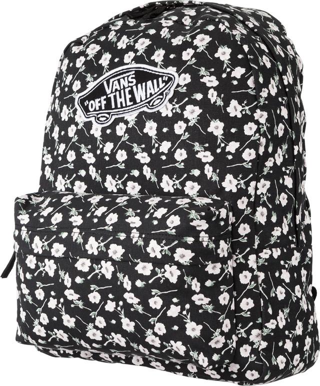 4322e72272df17 Plecak szkolny Vans Realm Backpack GRA - eastend.pl