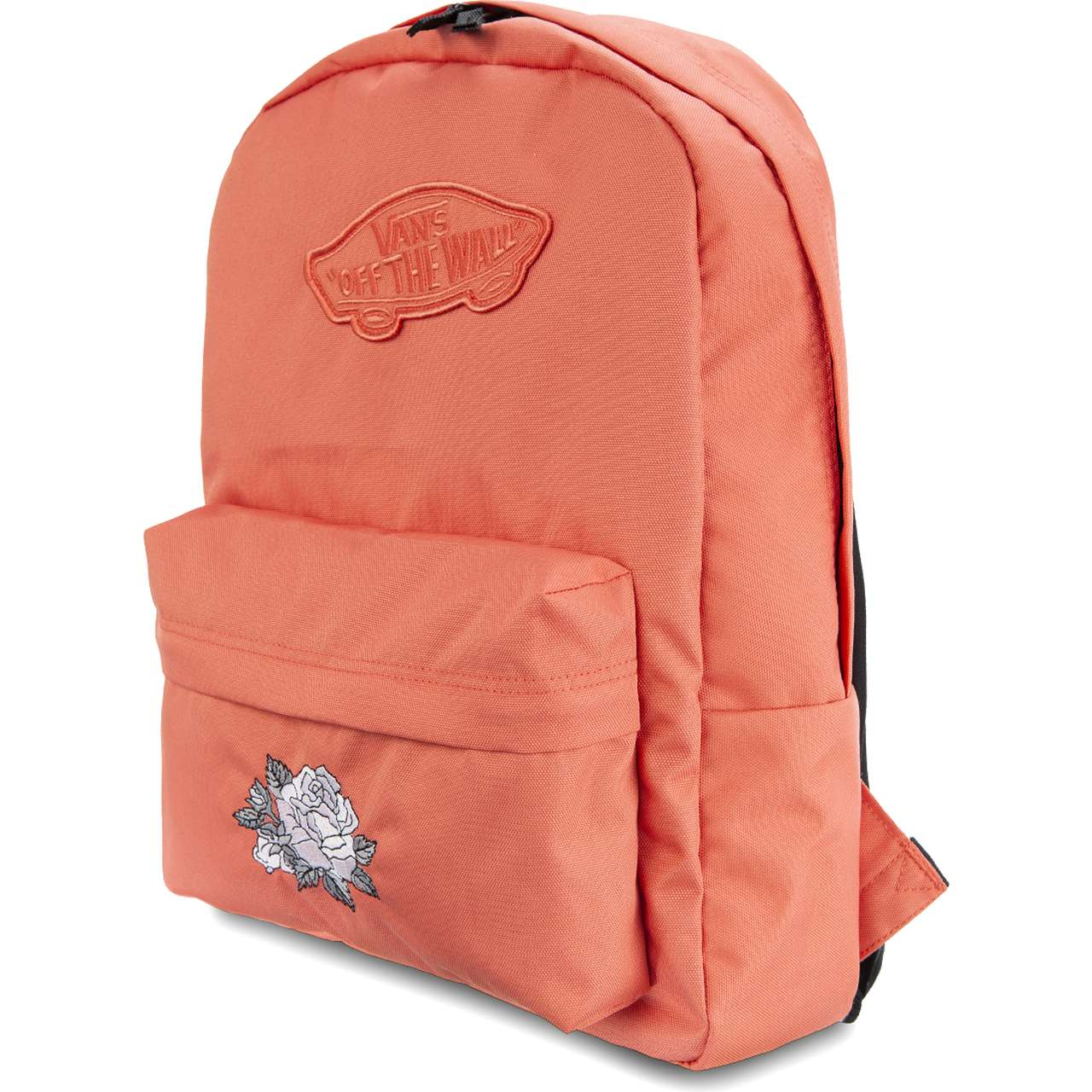 Plecak Vans  <br/><small>REALM BACKPACK SPICED CORAL WHITE CLASSIC ROSE </small>  WCRNZ0P37WCR