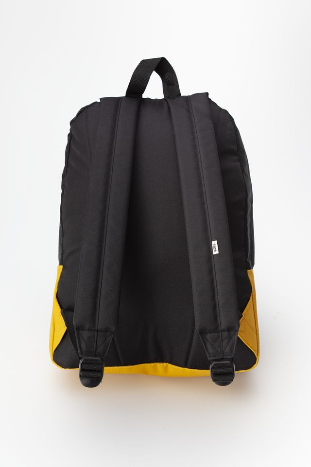 Plecak Vans  <br/><small>REALM BACKPACK TVT MOJITO MANGO/BLACK </small>  VN0A3UI6TVT1