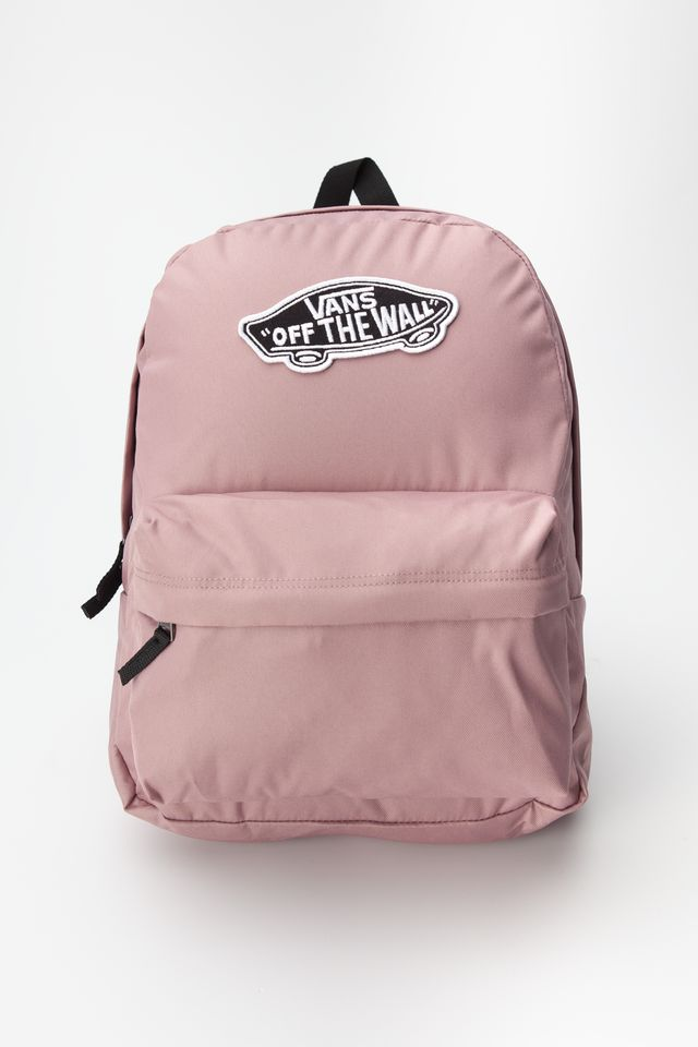 Plecak Vans  <br/><small>REALM BACKPACK UXQ NOSTALGIA ROSE </small>  VN0A3UI6UXQ1