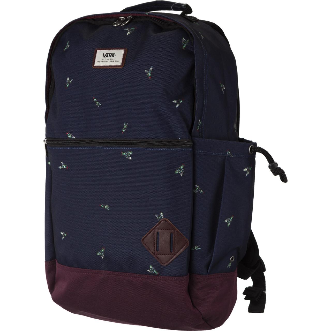 0c2fc819b5 Plecak szkolny Vans Van Doren II Backpack H8T - eastend.pl