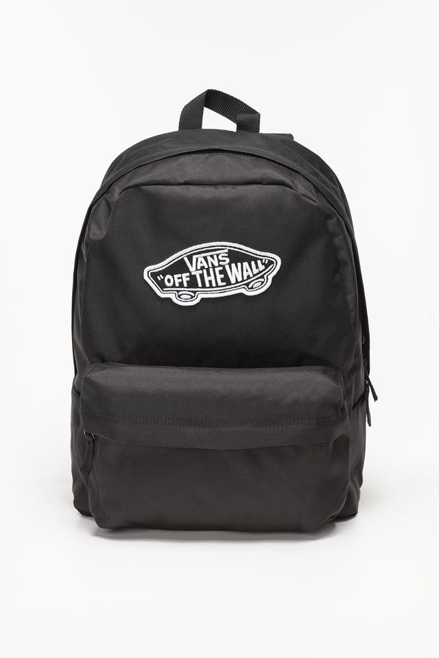 Vans REALM BACKPACK BLACK VN0A3UI6BLK1