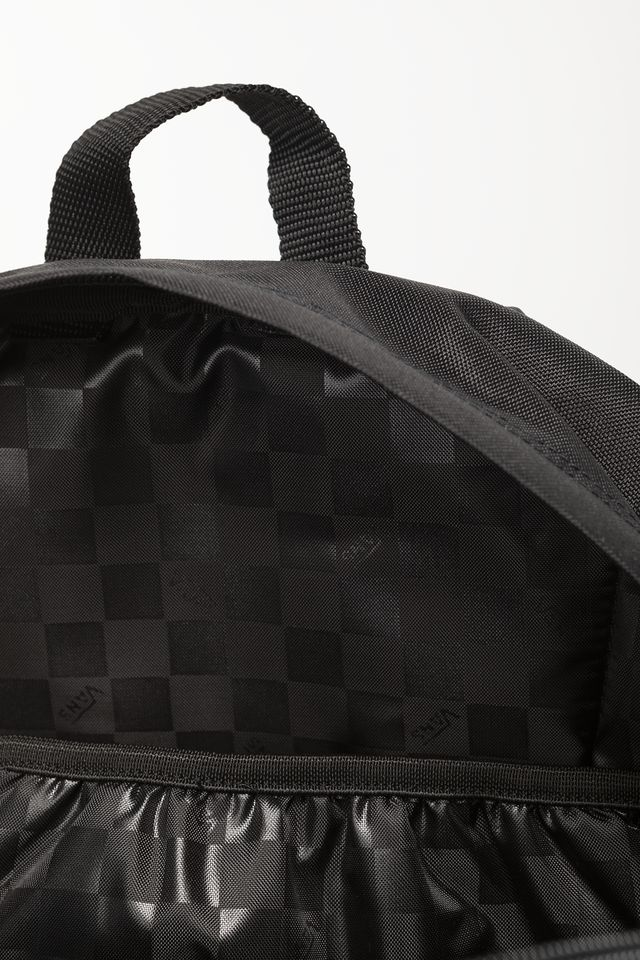Plecak Vans  <br/><small>REALM BACKPACK BLACK </small>  VN0A3UI6BLK1