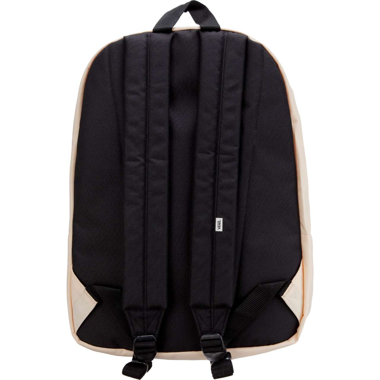 Plecak Vans  <br/><small>WM REALM BACKPACK BLEACHED APRICO CLASSIC ROSE </small>  CRA0A3UI6YDUCR