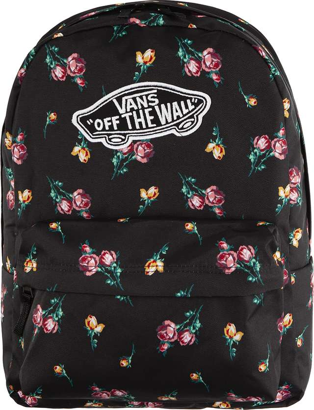 Vans REALM BACKPACK UV3 SATIN FLORAL VN0A3UI6UV31