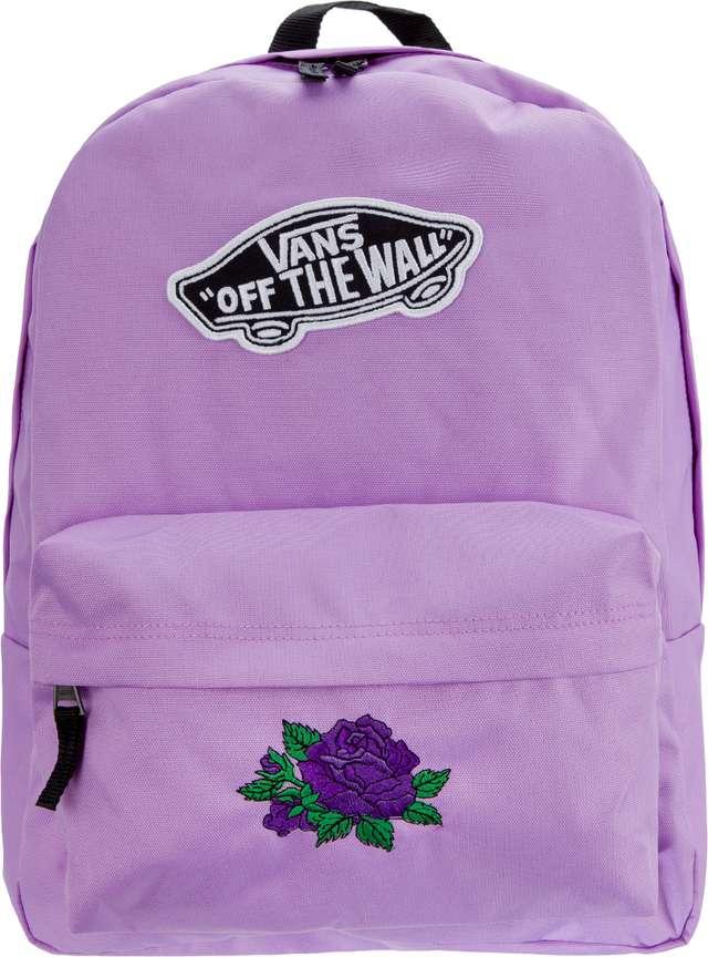 e9e2b14e9d24e ... Plecak Vans <br/><small>WM REALM BACKPACK Violet CLASSIC ROSE ...