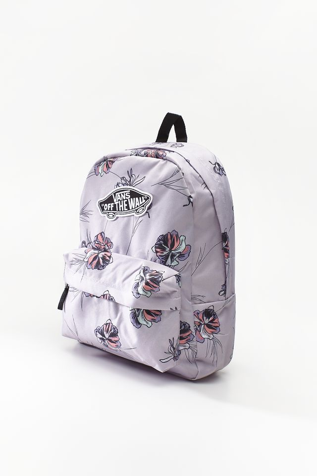 Vans REALM BACKPACK UUJ EVENING HAZE/PARADISE FLORAL VN0A3UI6UUJ1