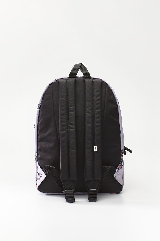Plecak Vans  <br/><small>REALM BACKPACK UUJ EVENING HAZE/PARADISE FLORAL </small>  VN0A3UI6UUJ1