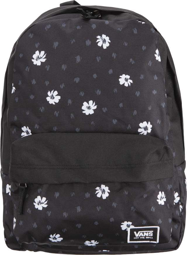 73ad49745a32a ... Plecak Vans <br/><small>REALM CLASSIC BACKPACK BLACK ABSTRACT ...