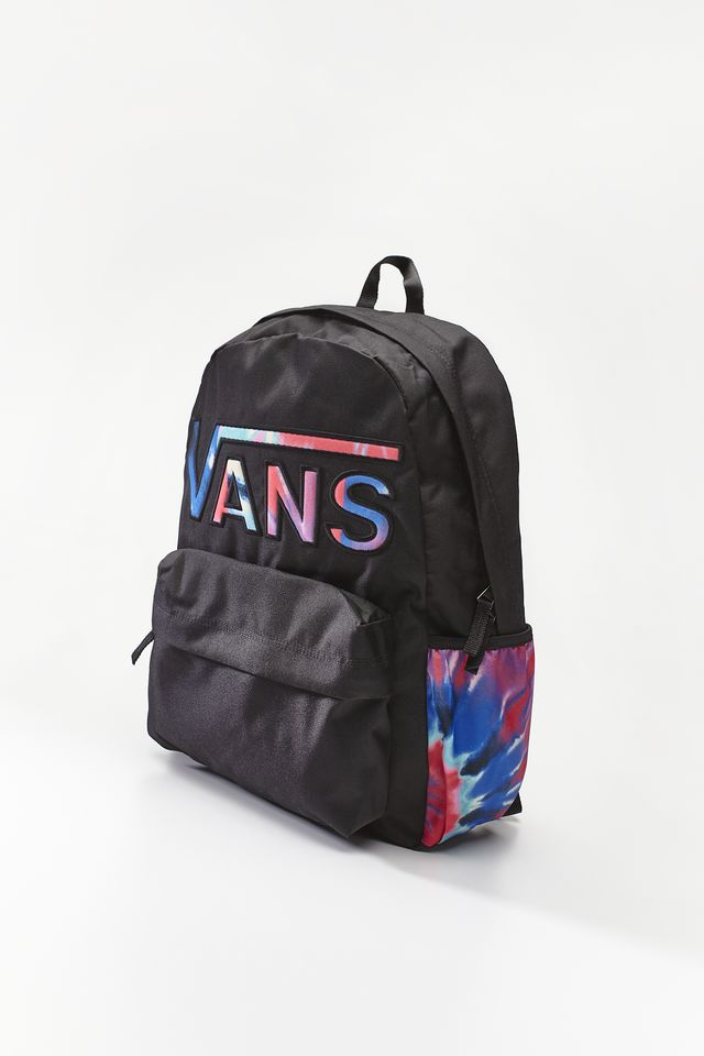 Plecak Vans  <br/><small>REALM FLYING V BACKPACK TIE TIE DYE </small>  VN0A3UI8TIE1