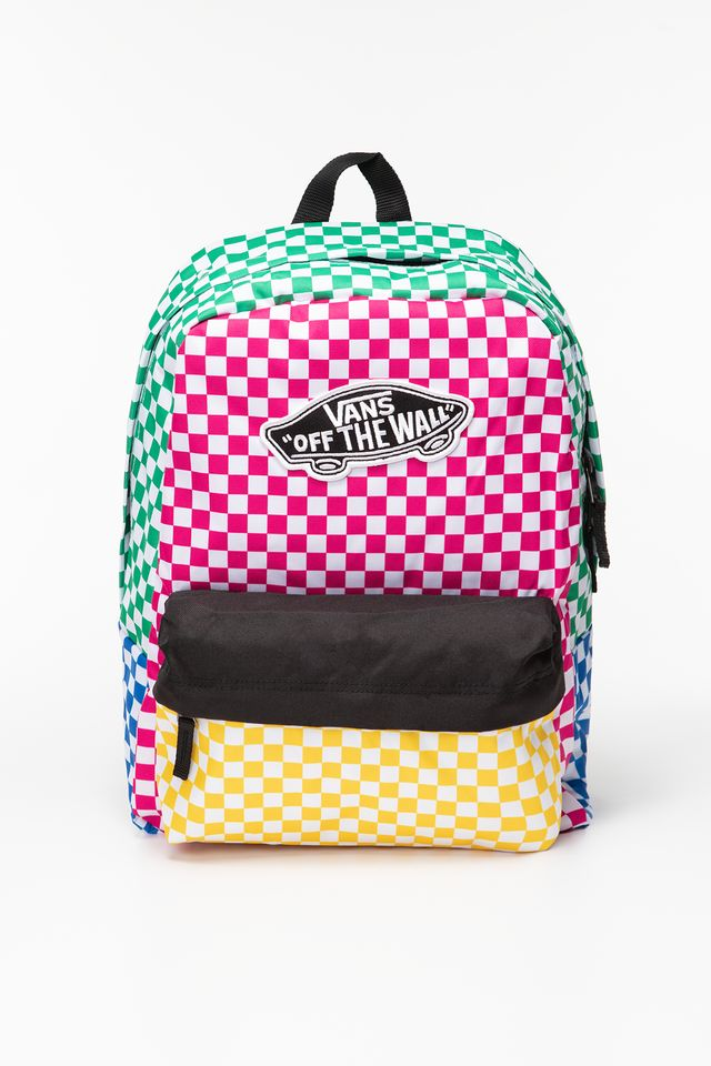 Checker Block WMALM BACKPACK CHECKER BLOC VN0A3UI6ZL11