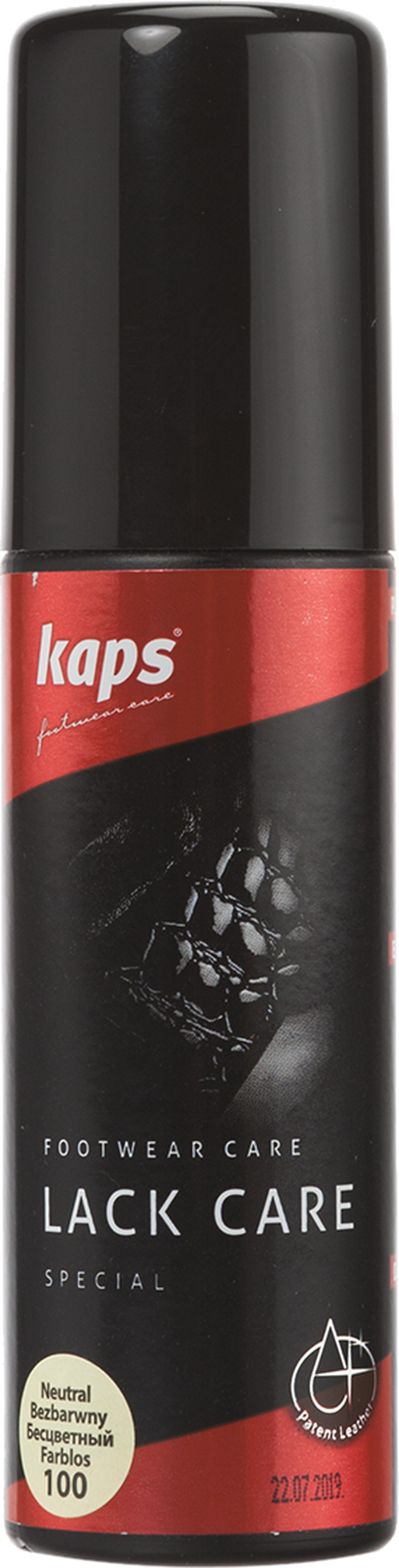 Kaps Lack Care Bezbarwny 75 ml 037 04-5037-100