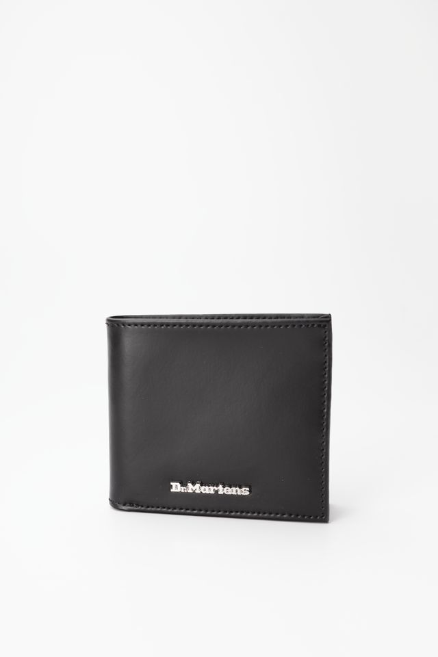 Dr. Martens KIEV LEATHER WALLET 001 BLACK/BLACK KIEV DMAC718001