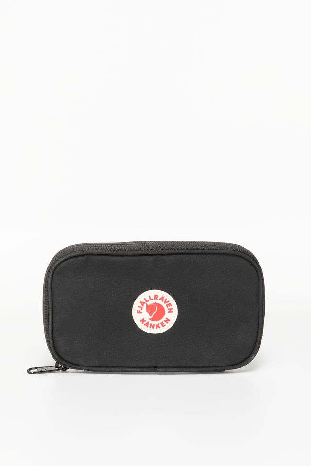 BLACK KANKEN TRAVEL WALLET 550