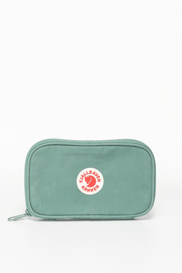FROST GREEN KANKEN TRAVEL WALLET 664