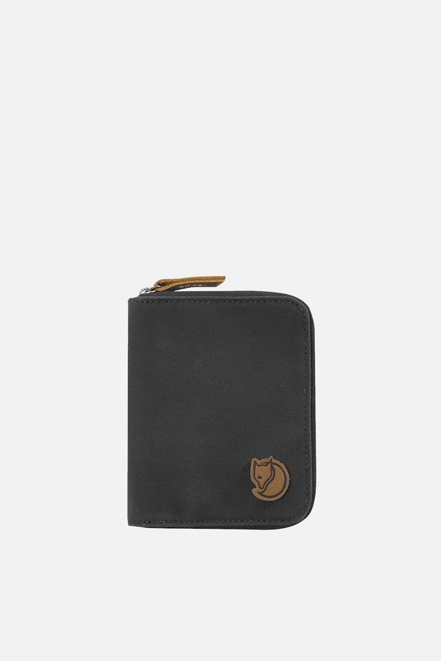 Fjallraven Zip Wallet Dark Grey F24216-30