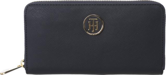 436cb6d4d5550 ... Portfel Tommy Hilfiger <br/><small>Honey Large Z/A Wallet ...