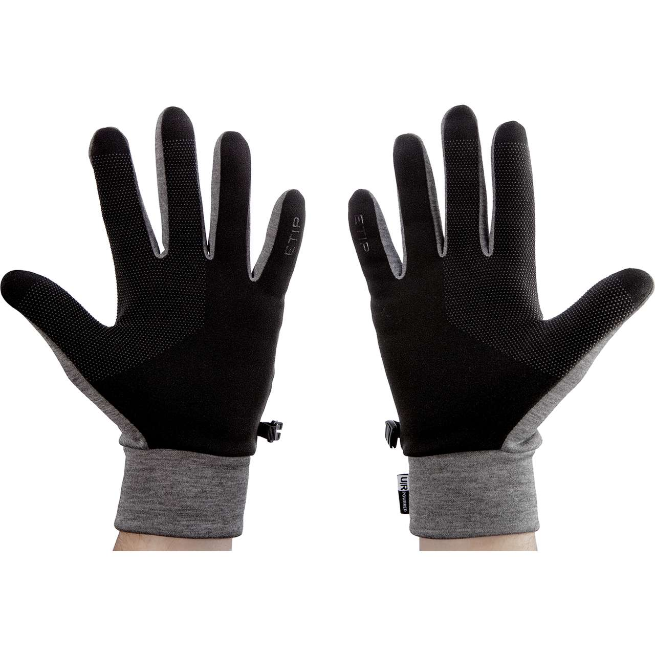 Rękawiczki The North Face  <br/><small>ETIP GLOVE TNF MEDIUM GREY HEATHER </small>  T93KPNJBV