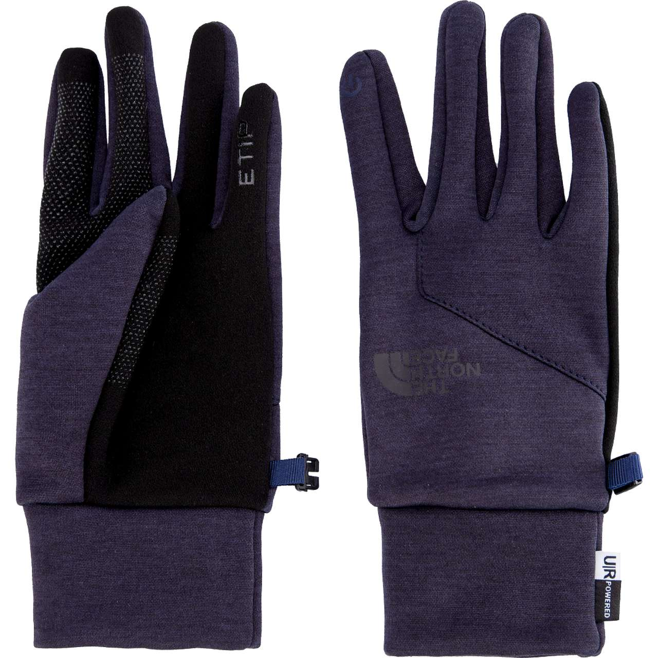 Rękawiczki The North Face  <br/><small>WOMEN'S ETIP GLOVE URBAN NAVY/HEATHER </small>  T93KPPAVM