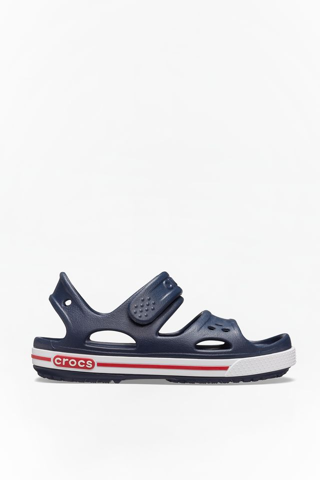 NAVY/WHITE CROCBAND II SANDAL PS 462