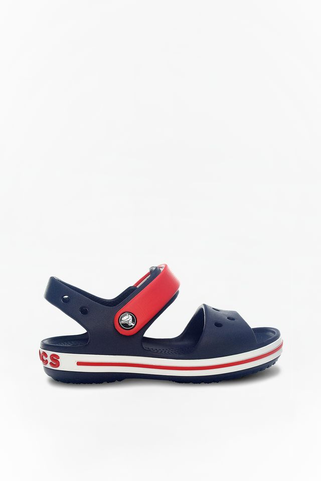 NAVY/RED CROCBAND SANDAL KIDS 485