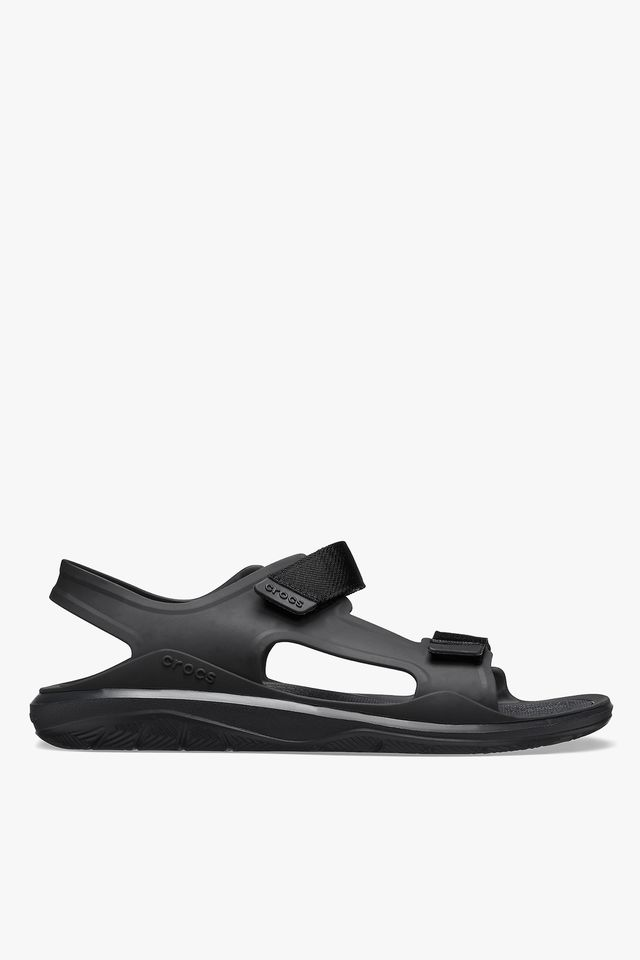 BLACK SANDAŁY SWIFTWATER MOLDED EXPEDITION SANDAL BLACK/BLACK 206526-060