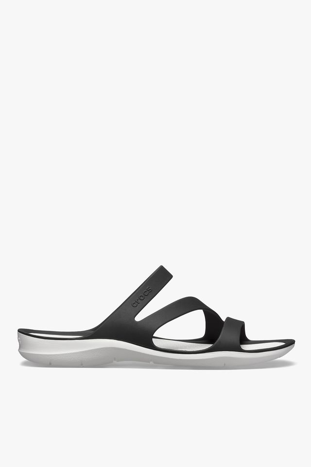 BLACK WHITE SWIFTWATER SANDAL W 066