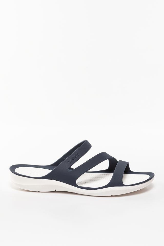 NAVY WHITE SWIFTWATER SANDAL W 462