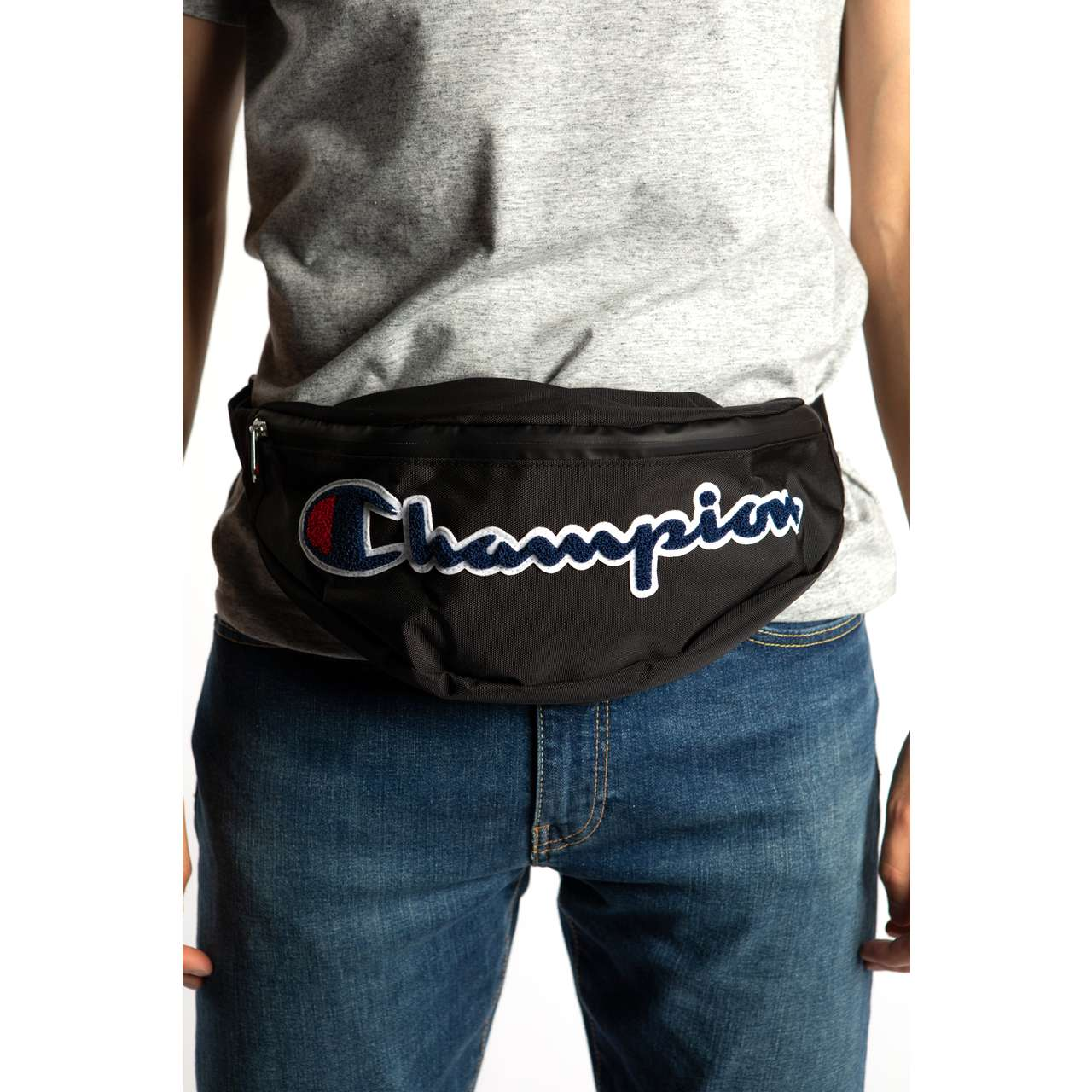 Saszetka Champion  <br/><small>BELT BAG KK001 BLACK </small>  804755-KK001
