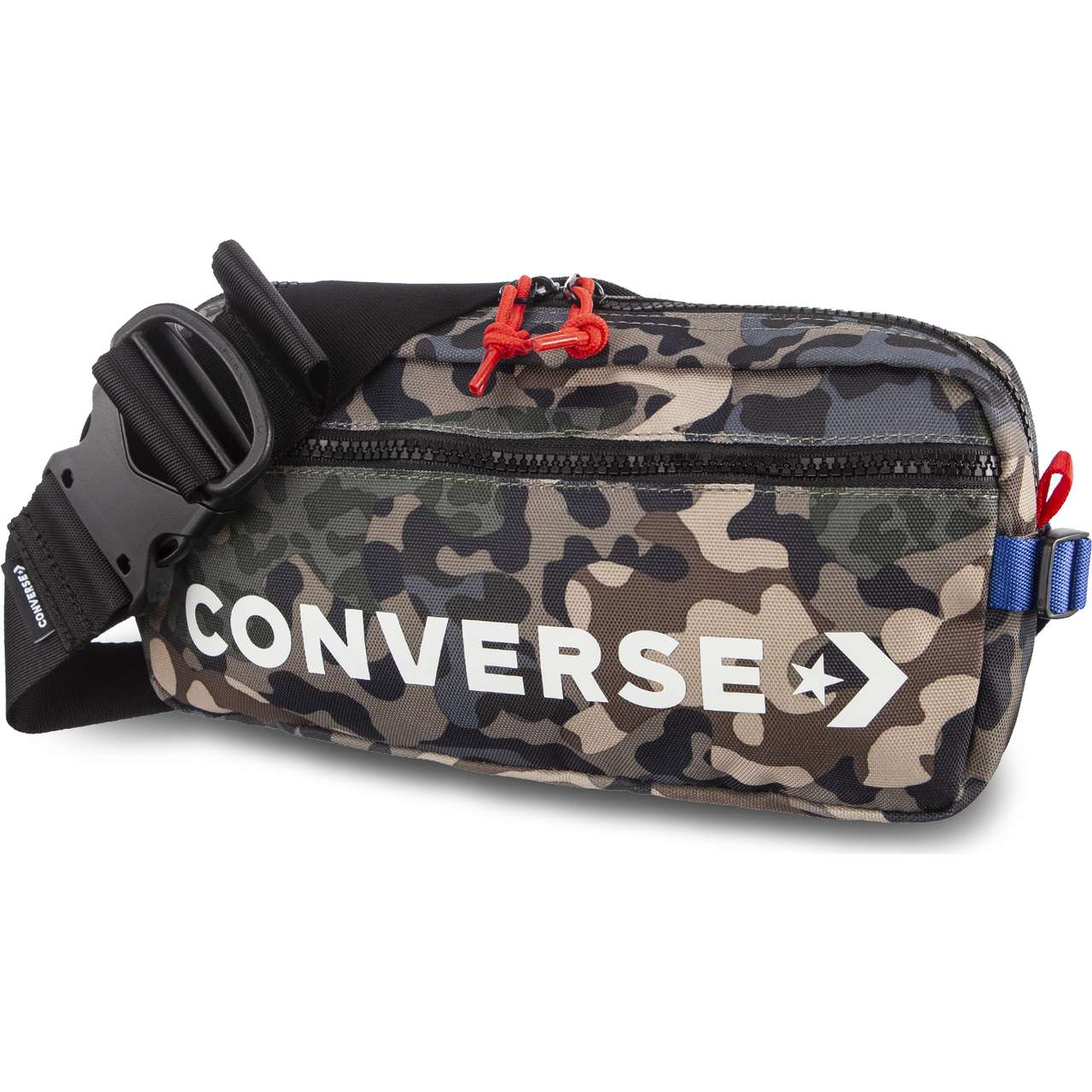 Saszetka Converse  <br/><small>HIP PACK A02 OLIVE SUBMARINE/BLACK </small>  10006947-A02