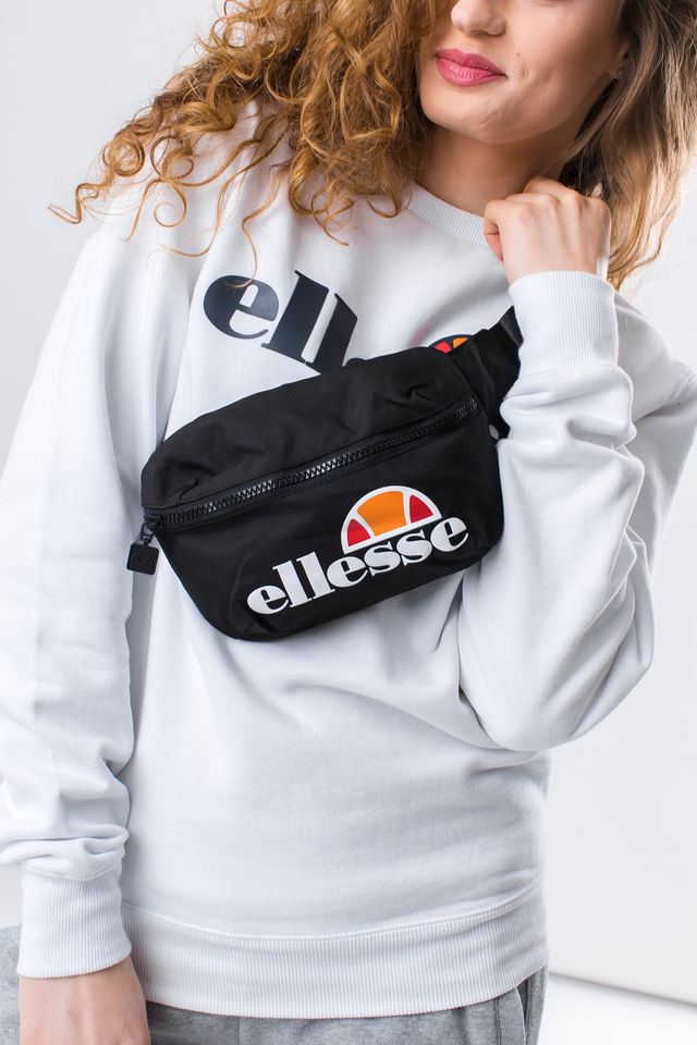 Ellesse ROSCA CROSS BODY BAG SAAY0593 BLACK