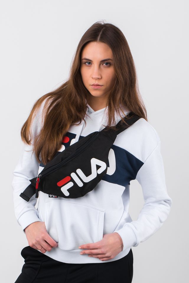 Fila WAIST BAG SLIM 002 BLACK 685003-002