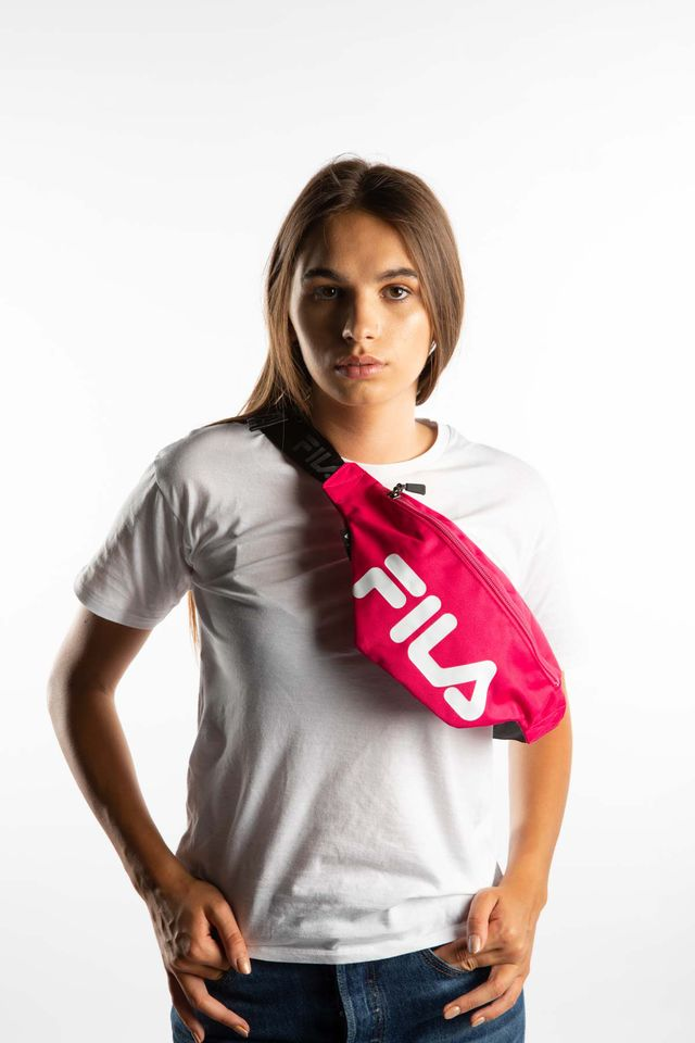 Fila WAIST BAG SLIM A163 PINK YARROW 685003-A163