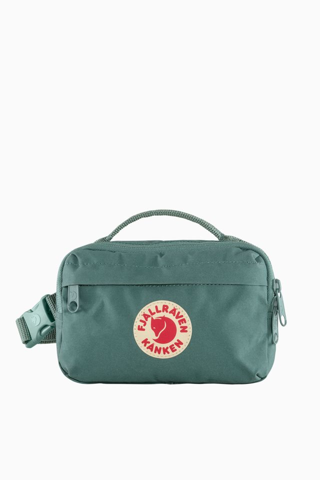 FROST GREEN Kanken Hip Pack F23796-664