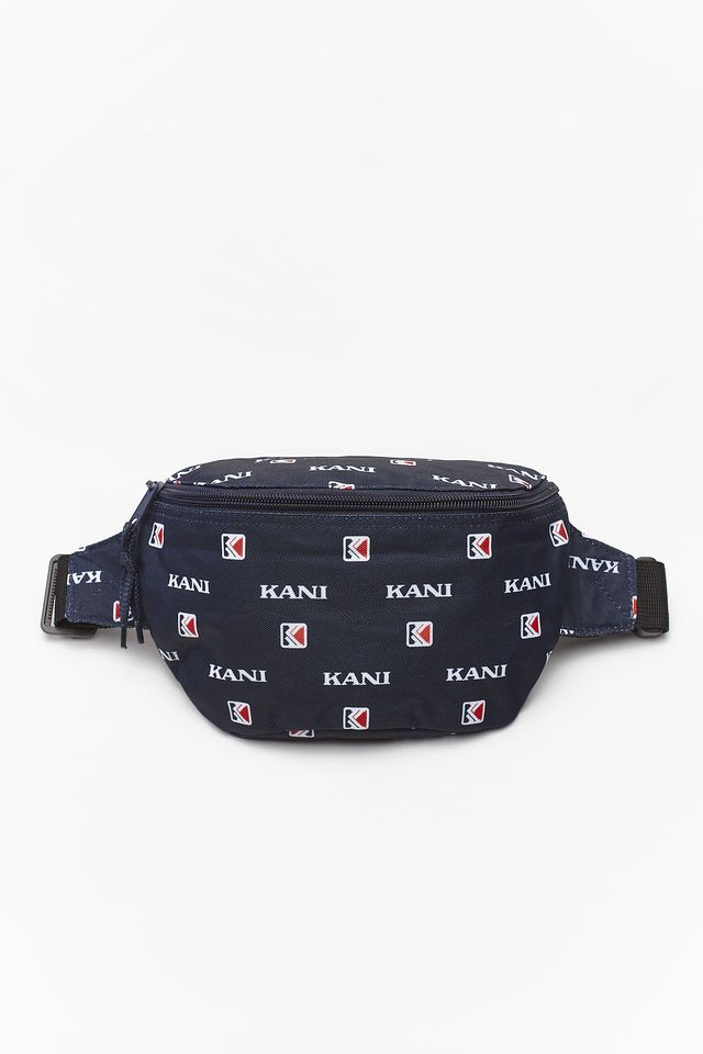 Karl Kani OG WAIST BAG NAVY/WHITE/RED 4004353