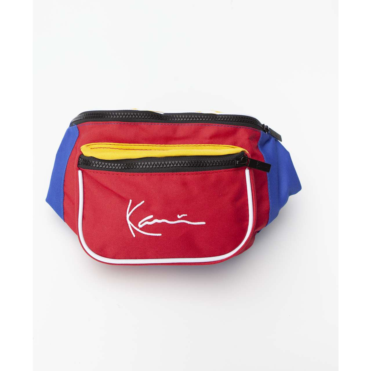 Saszetka Karl Kani  <br/><small>SIGNATURE BLOCK WAIST BAG 631 RED/BLUE/YELLOW </small>  4004631