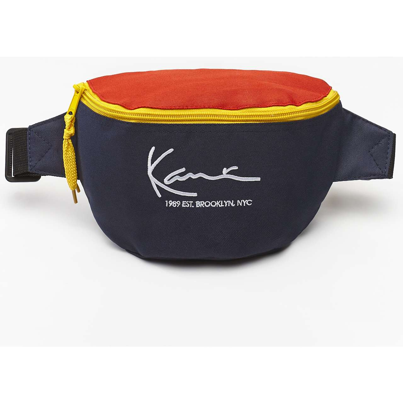 Saszetka Karl Kani  <br/><small>SIGNATURE WAIST BAG NAVY/RED </small>  4004352