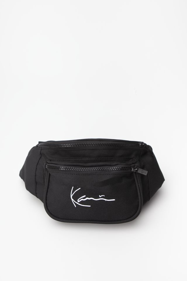 Karl Kani SIGNATURE WAIST BAG 628 BLACK 4004628