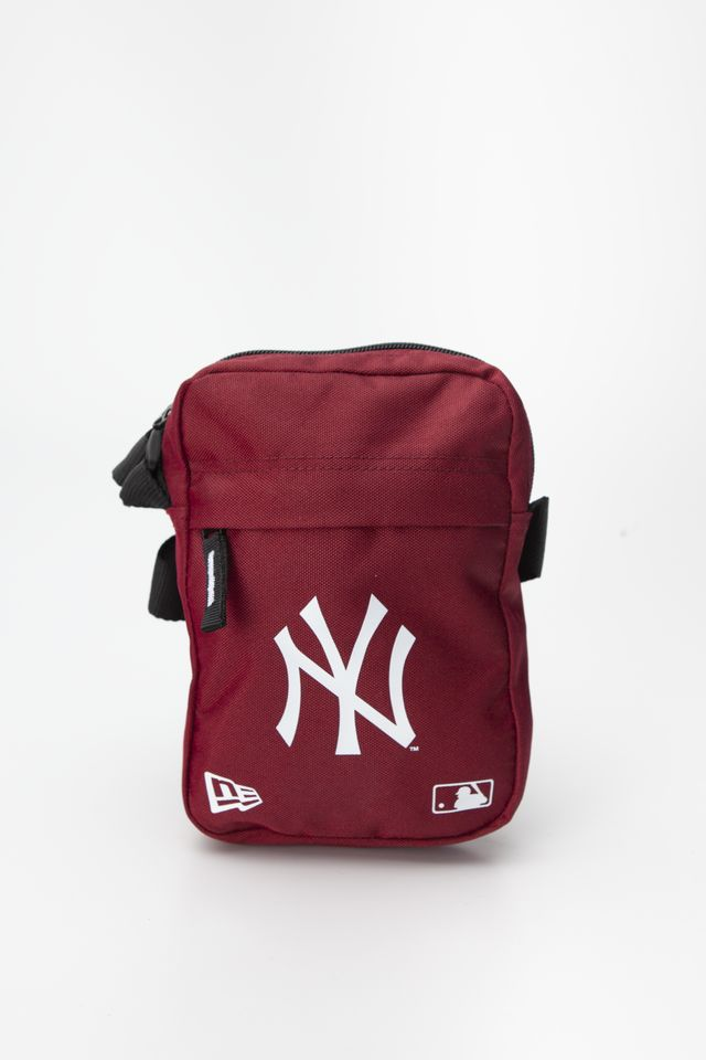 New Era MLB SIDE BAG NYY CAR 029 BORDEAUX 11942029