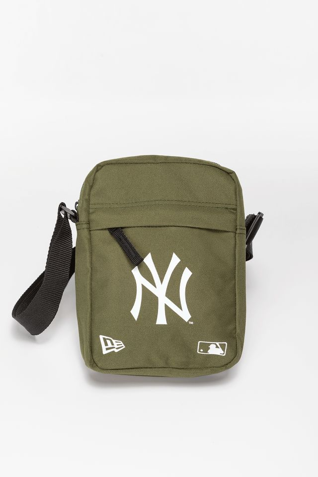 khaki MLB Slide Bag New York Yankees 12380998