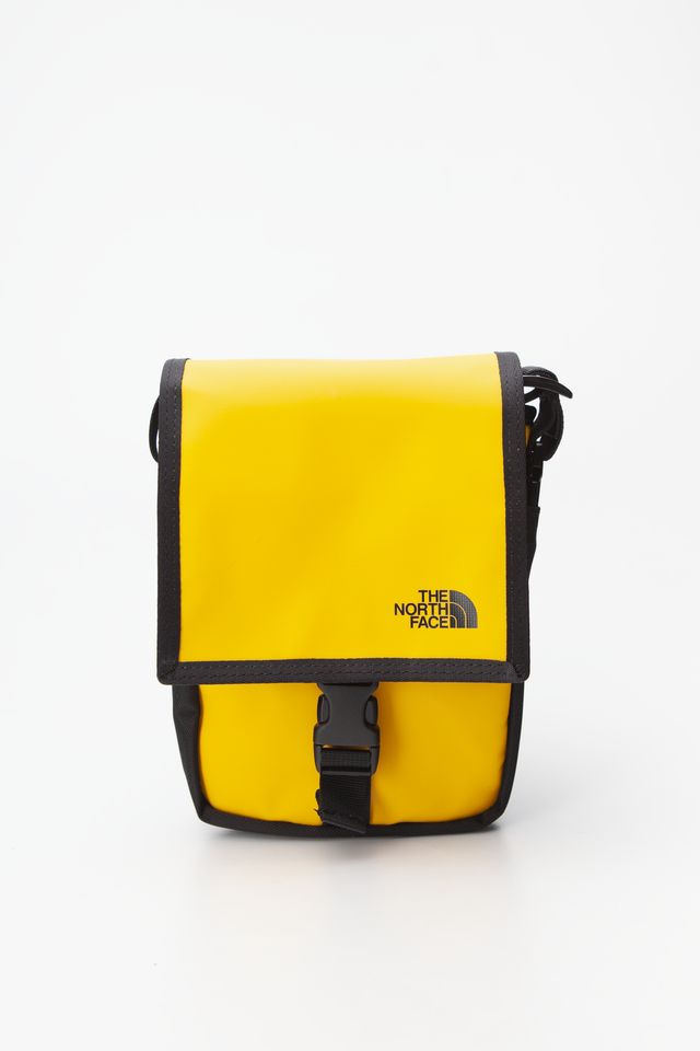The North Face BARDU BAG LR0 TNF YELLOW/TNF BLACK T0AVAQLR0