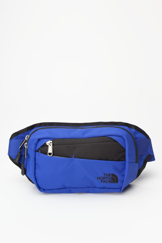 The North Face BOZER HIP PACK II EF1 TNF BLUE/TNF BLACK NF0A2UCXEF11