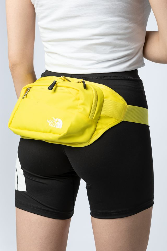 The North Face BOZER HIP PACK II NX4 TNF LEMON/TNF BLACK NF0A2UCXNX4