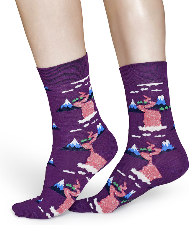 Skarpety Happy Socks  <br/><small>Special Special Mountain Sock MOU36-5000 </small>  4552