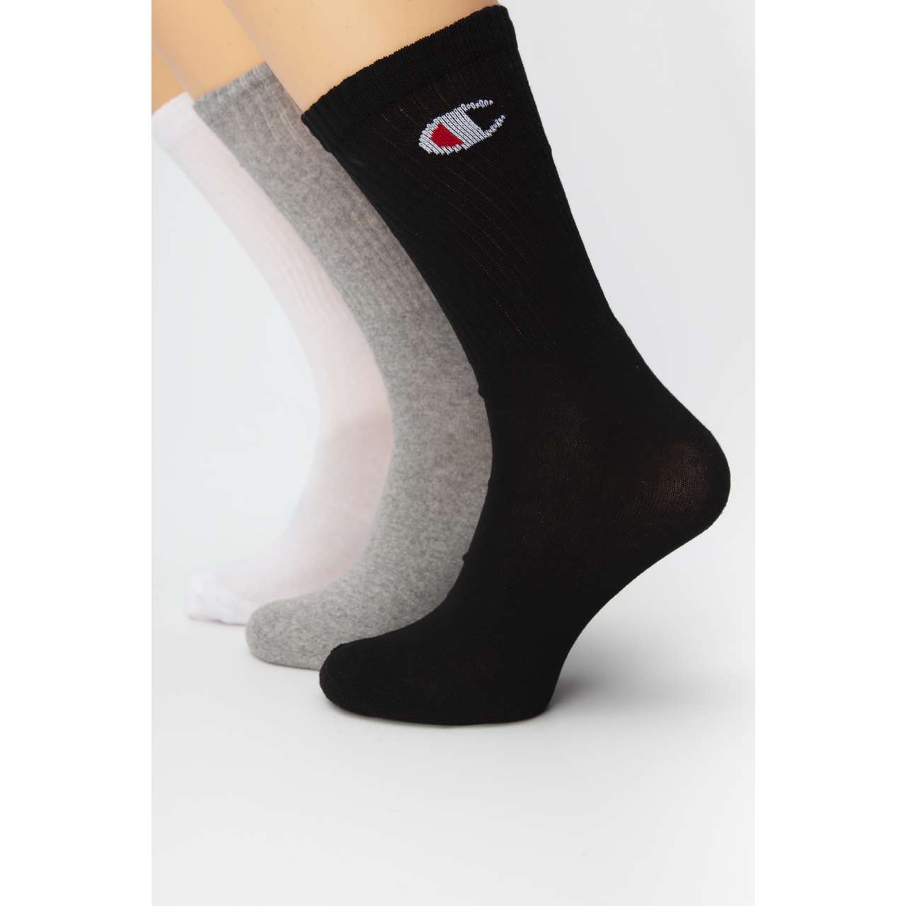 Skarpety 3Pack Champion  <br/><small>3PP Crew Socks Multicolor </small>  804618-EM006