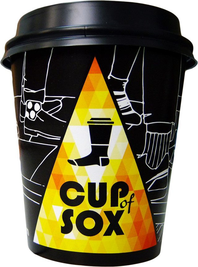 Skarpety Cup Of Sox  <br/><small>Join The Navy </small>  Get a War Job! B