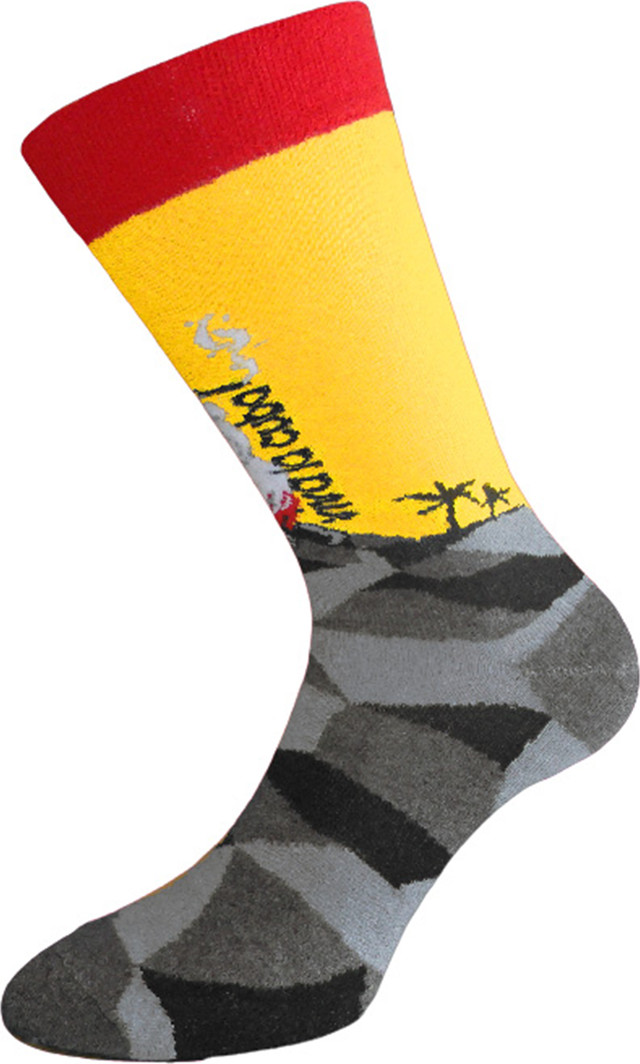 Skarpety Cup Of Sox  <br/><small>Viva La Cuba </small>  Science Fishion Socks A