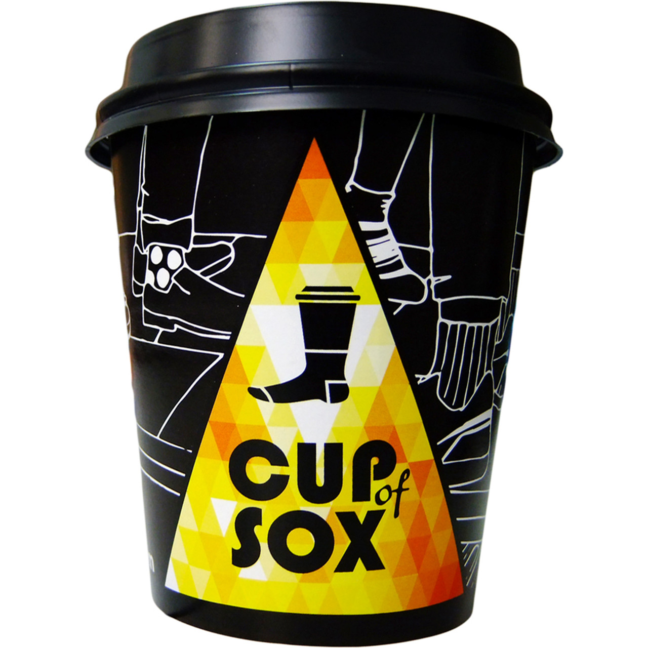 Skarpety Cup Of Sox  <br/><small>Zromb To Sam! </small>  Diamond Not Dot C