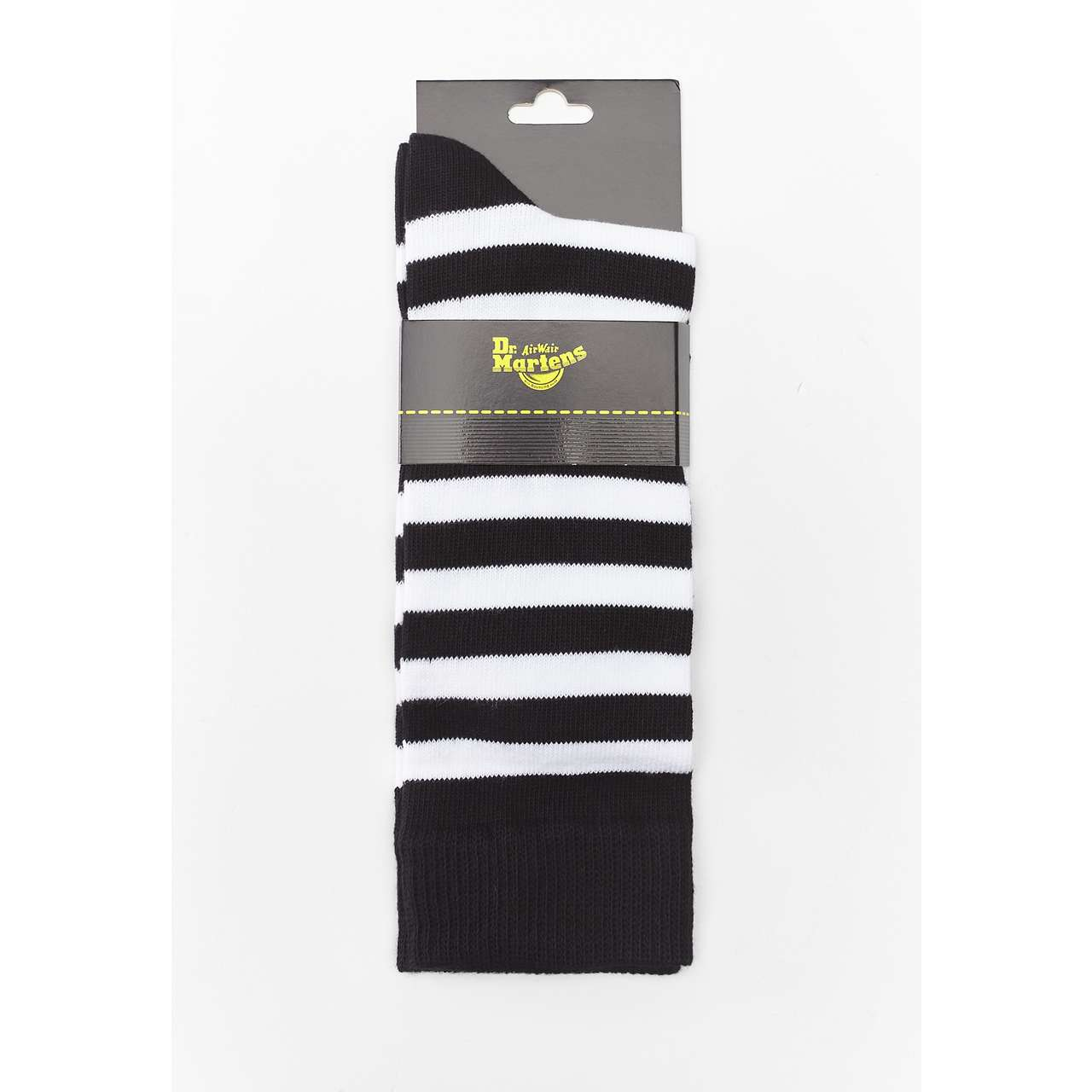 Skarpety Dr. Martens  <br/><small>THIN STRIPE SOCK WHITE/BLACK </small>  DMAC694101